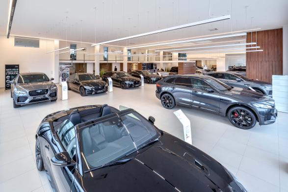 Showroom Autohaus Peters